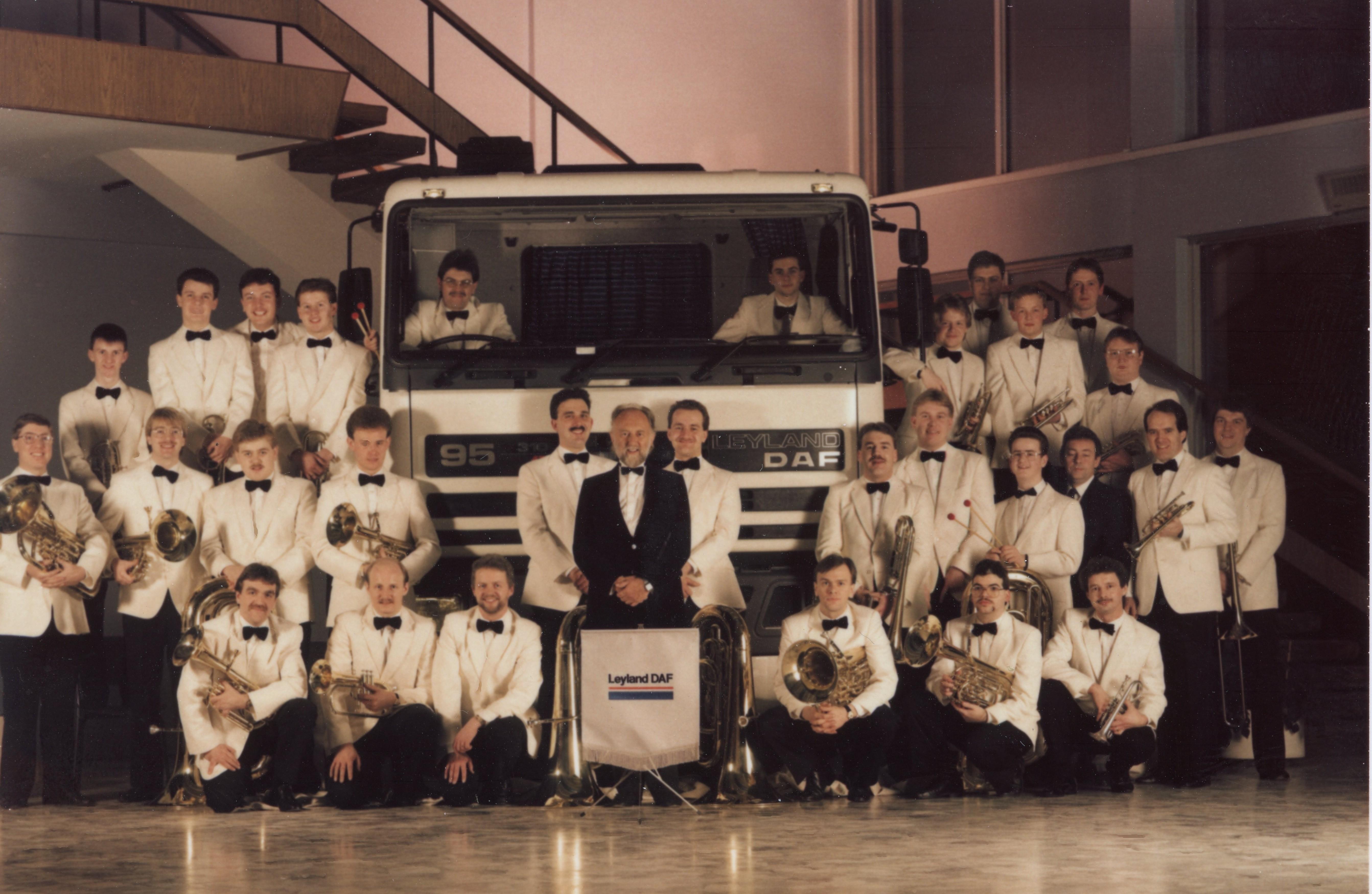 Leyland DAF Band