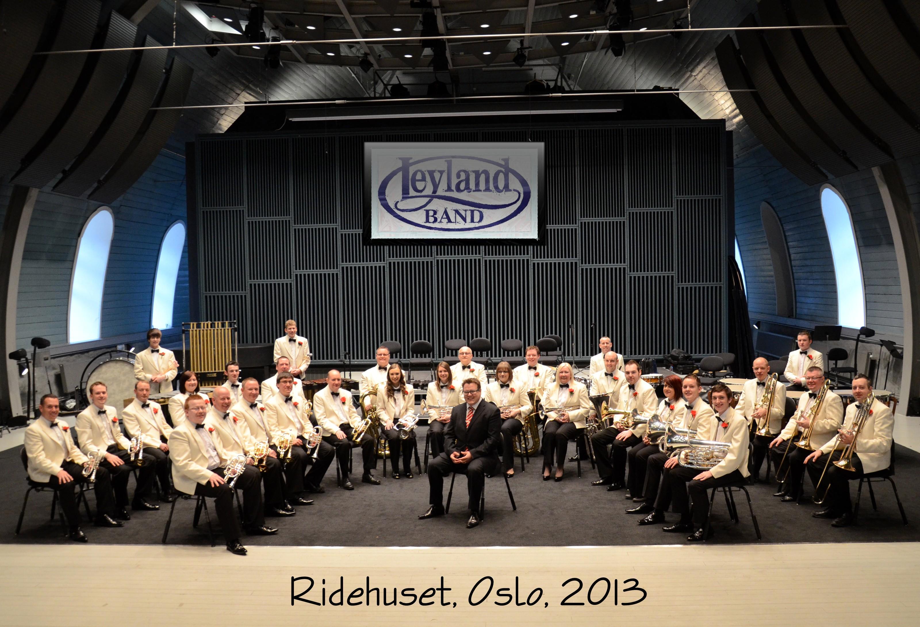 leyland band Ridehuset(1)