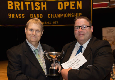 Leyland Claim Podium Finish at The 2015 British Open