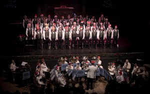 Christmas Brass and Voices @ Parr Hall, Warrington