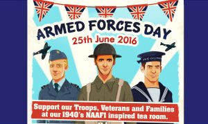 Armed Forces Day @ The Old Post Office, Preston | Preston | United Kingdom