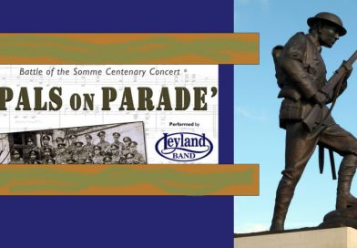 Leyland's Moving Somme Tribute