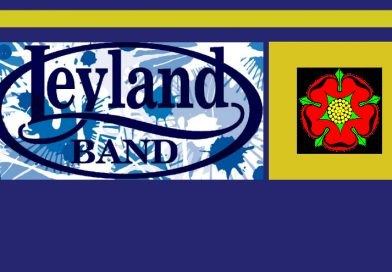Leyland & Lancashire Youth Band strengthen relationship