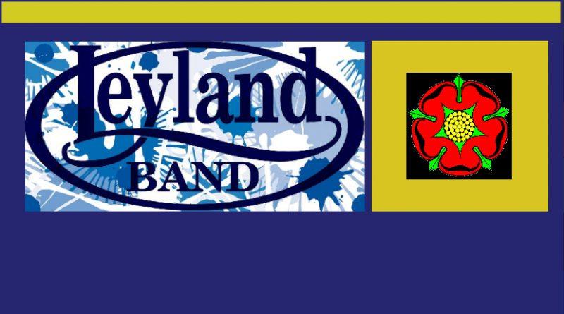 Leyland & Lancashire Youth Band strengthen relationship