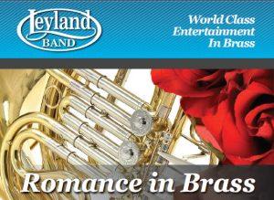 Romance In Brass @ Oswaldwistle Civic Theatre | Oswaldtwistle | England | United Kingdom