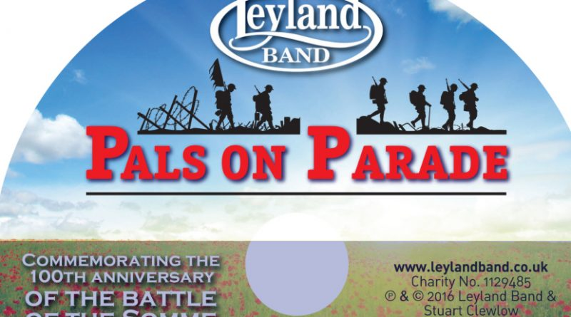 Pals On Parade CD Is Here!
